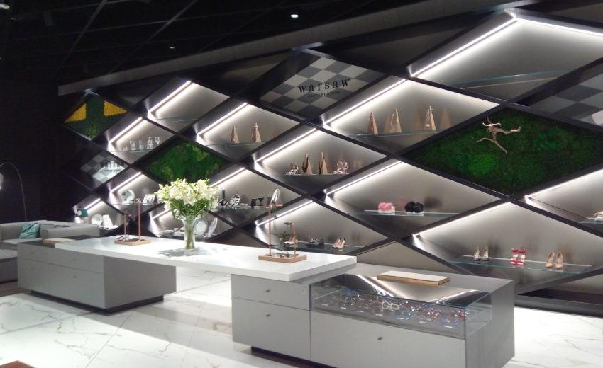 Multi Brand Space Design U2013 Warsaw Concept Store